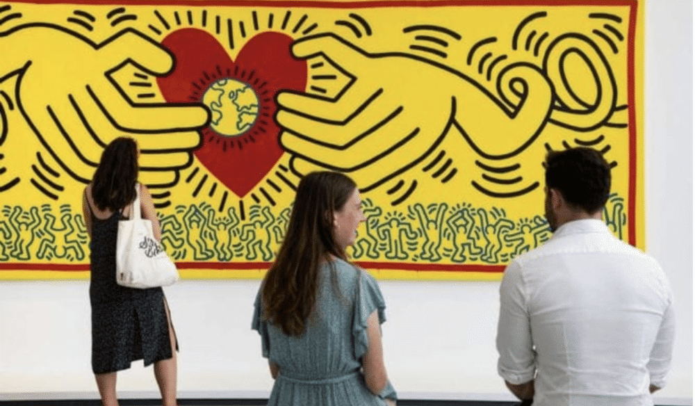 You Can Explore The Worlds Of Jean-Michel Basquiat & Keith Haring For Free In This Virtual Exhibit