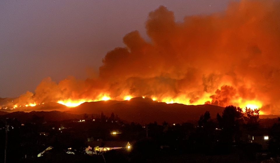 6 Things You To Know About San Diego's Valley Fire