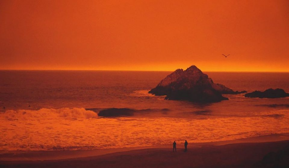 West Coast Fires Are Creating Their Own Microclimate In The Atmosphere, According To Experts