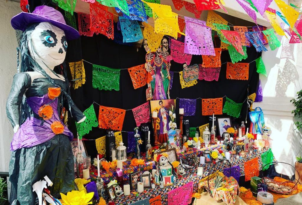 Old Town Cancels All 'Dia De Los Muertos' Celebrations This Year