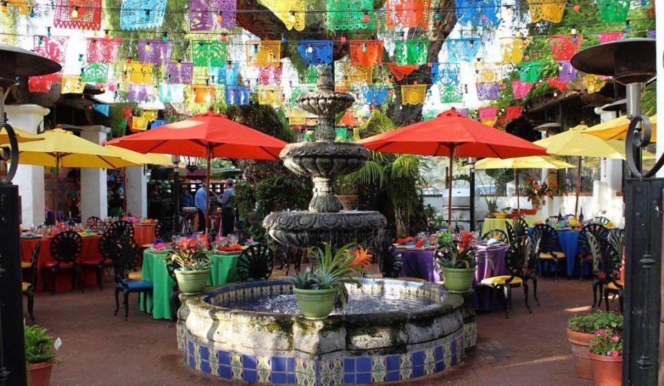 10 Beautiful Patios For Outdoor Dining In San Diego
