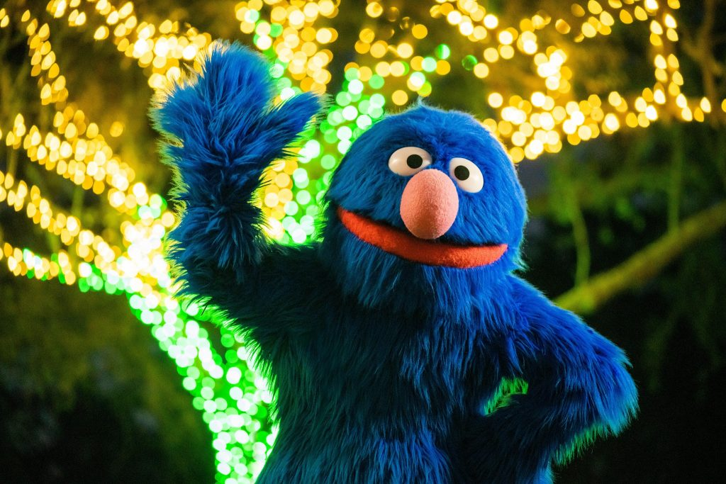 A Dazzling Sesame Street Parade Is Rolling Through SeaWorld