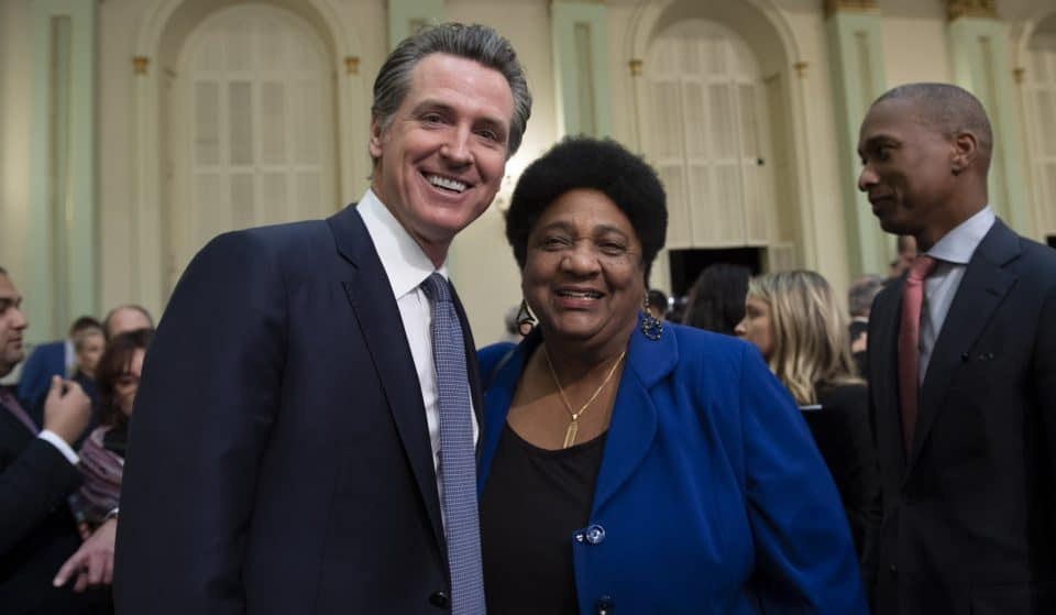 Shirley Weber Was Just Confirmed To Become California's First Black Secretary of State