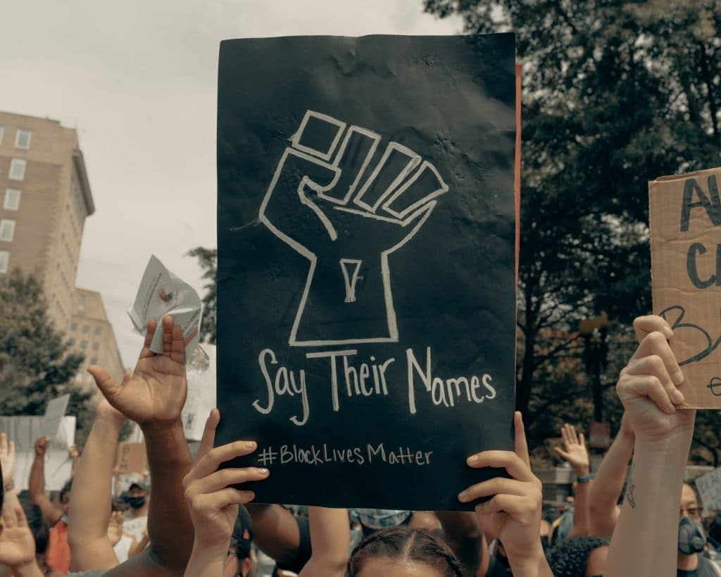 The Black Lives Matter Movement Has Been Nominated For The 2021 Nobel Peace Prize