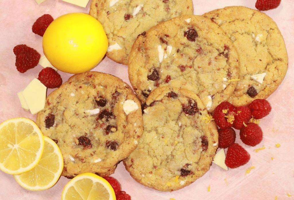 You Can Get An Amanda Gorman-Inspired Cookie At This Local Vegan Bakery