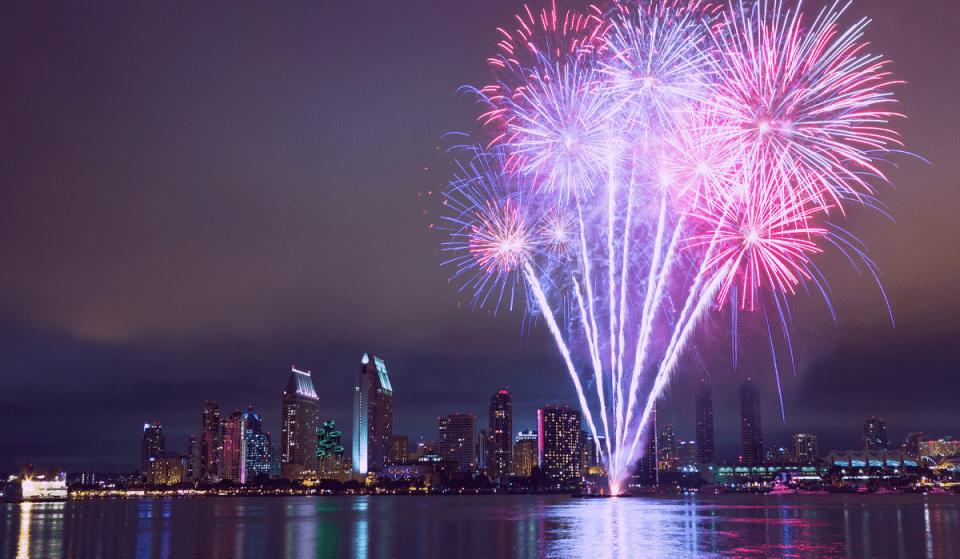 13 Fantastic Spots To Watch Fireworks In San Diego
