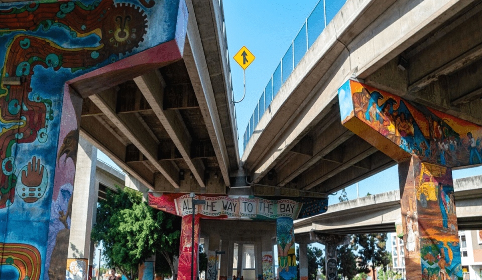 Visit Chicano Park The Heart Of San Diego's Oldest Neighborhood
