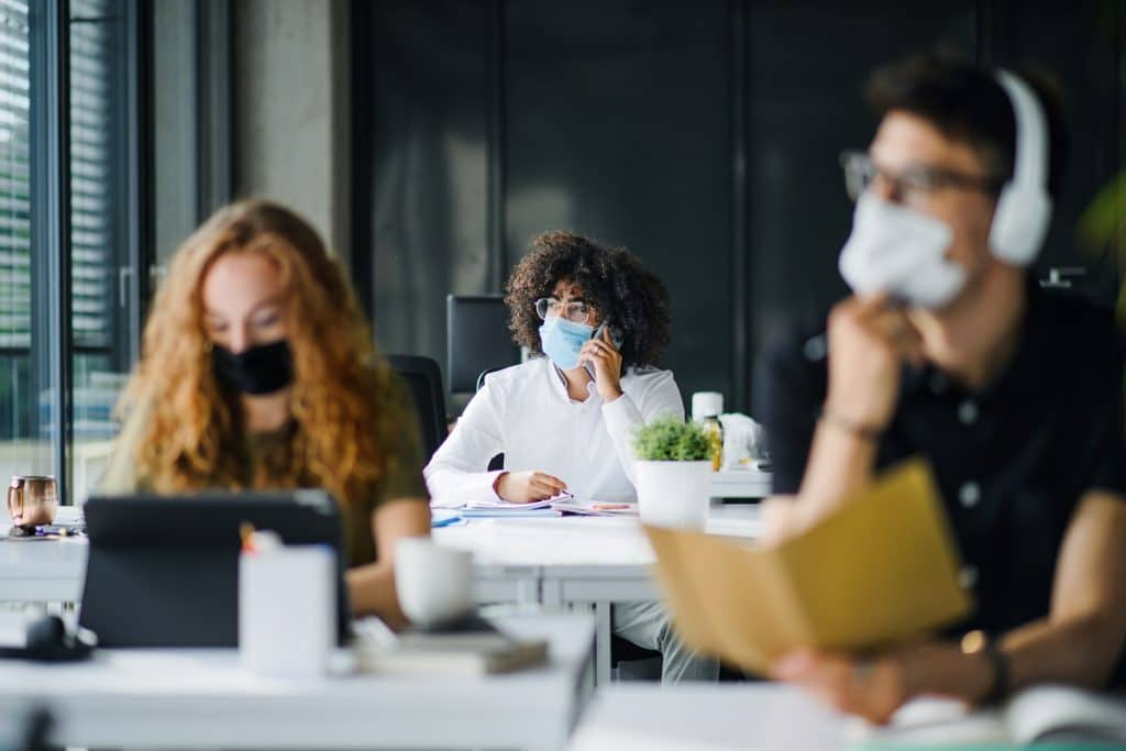 California Recommends Everyone Wear Masks Indoors Again