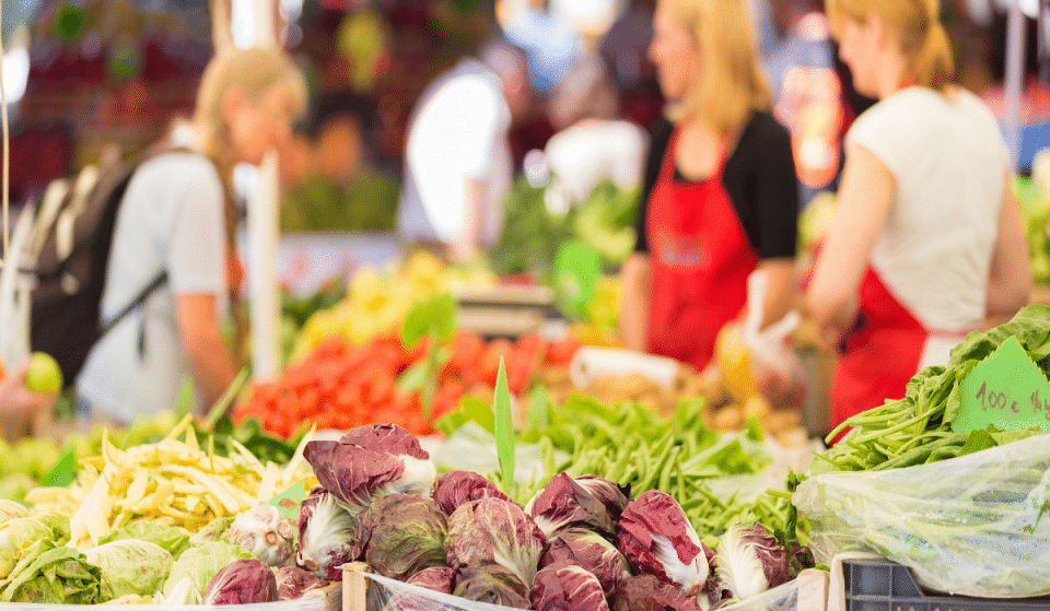 6 Bountiful Farmers' Markets To Visit In San Diego