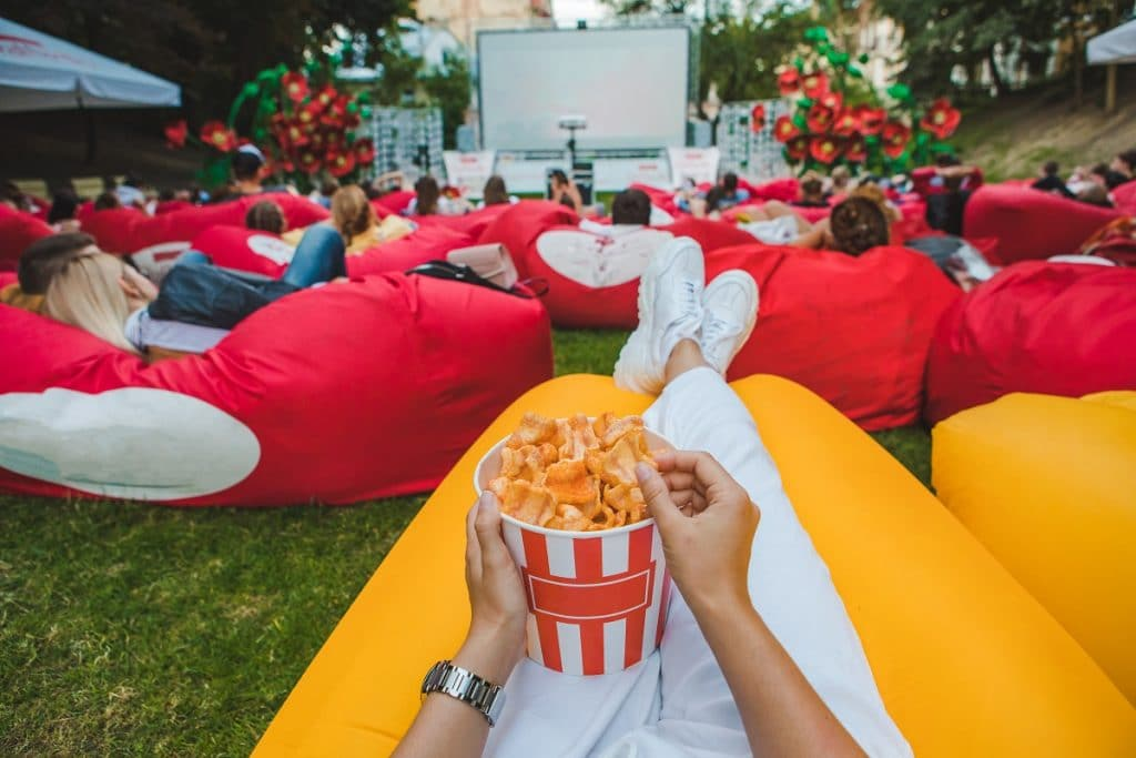 A Cinephile's Guide To The Dreamiest Outdoor Screenings In San Diego