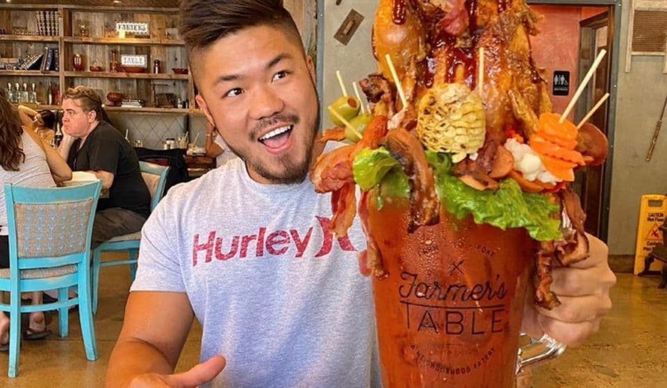 This Outrageous Bloody Mary Is A Summer Must