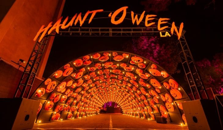 Tickets To Haunt O' Ween's 150,000-Square-Foot SoCal Halloween Playground Are Now On Sale!