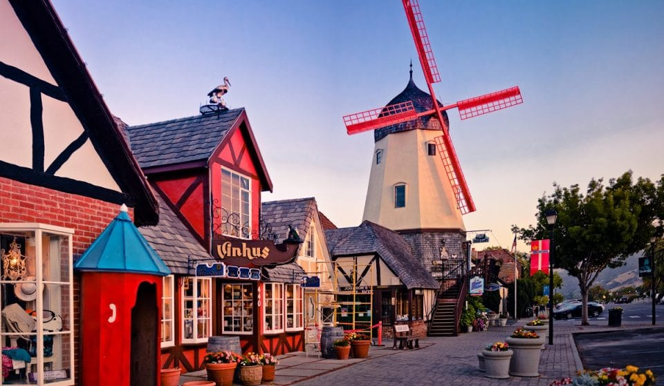 This Dreamy So-Cal City Is A Real Life Fairy Tale