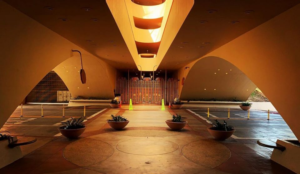This Spectacular Building Is An Architecture Lover's Dream • Marin County Civic Center
