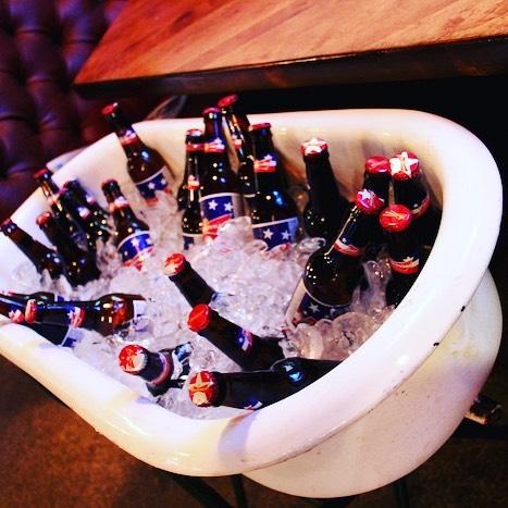 SFAC Beer Baths