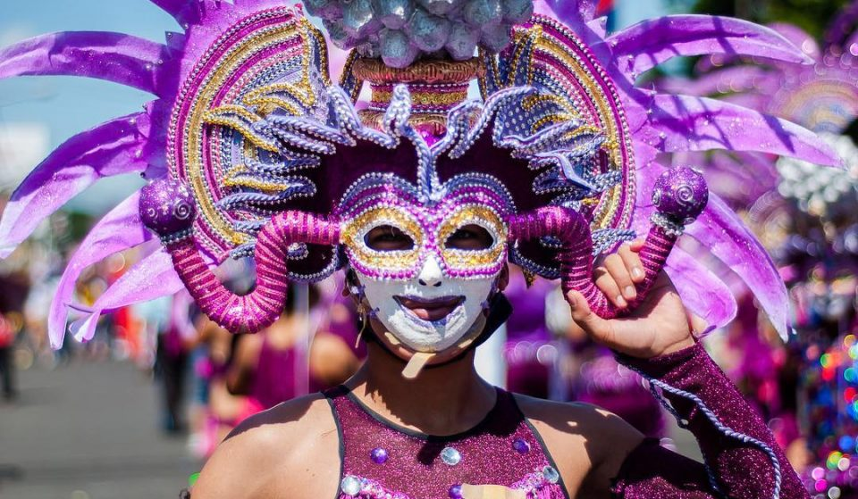 The Mission District Mardi Gras Celebrations Mapped