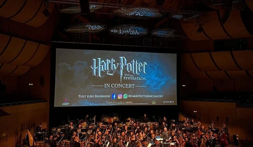 Harry Potter And The Goblet Of Fire In Concert At Symphony Hall