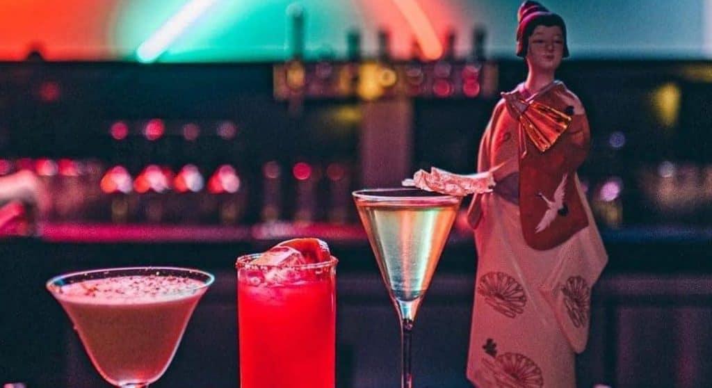viridian bar