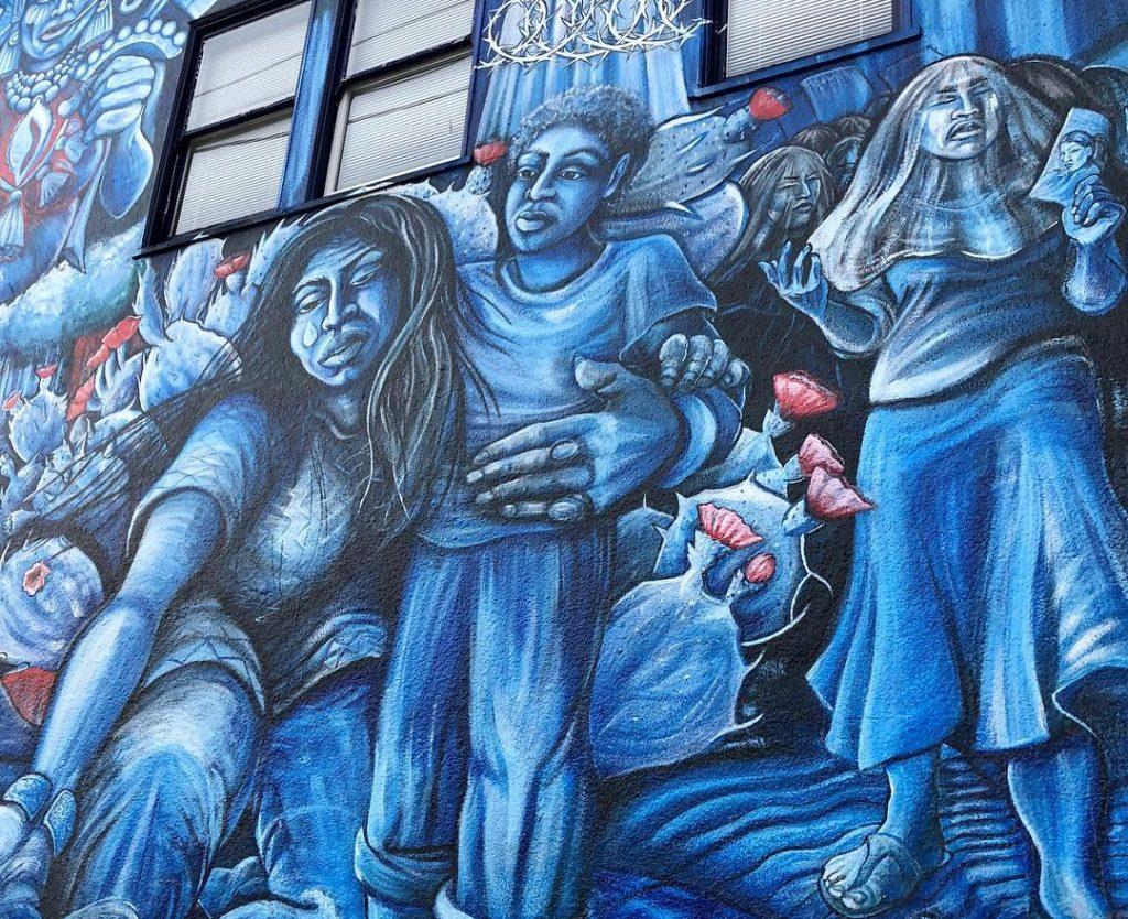 Mission District Murals