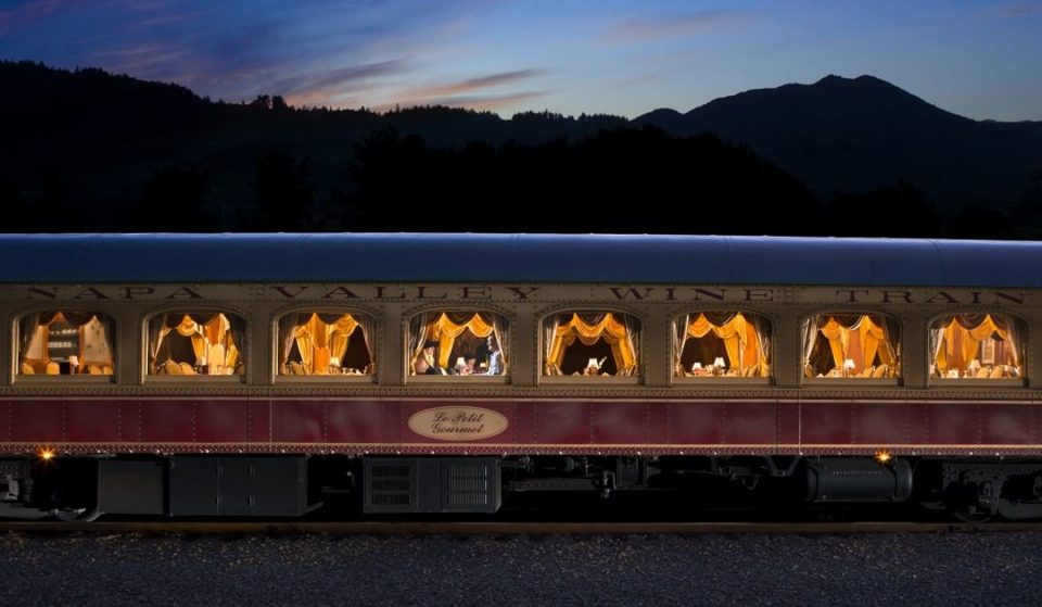The Napa Valley Wine Train Is Doing A Harry Potter Themed Murder Mystery