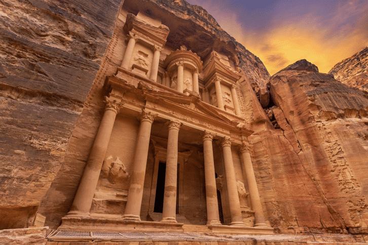 Virtual Tour Of Petra