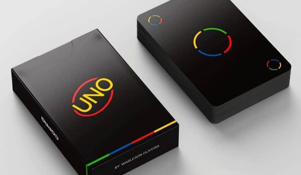 The Minimalist Uno Set That Everyone Went Wild For Is Now An Official Pack