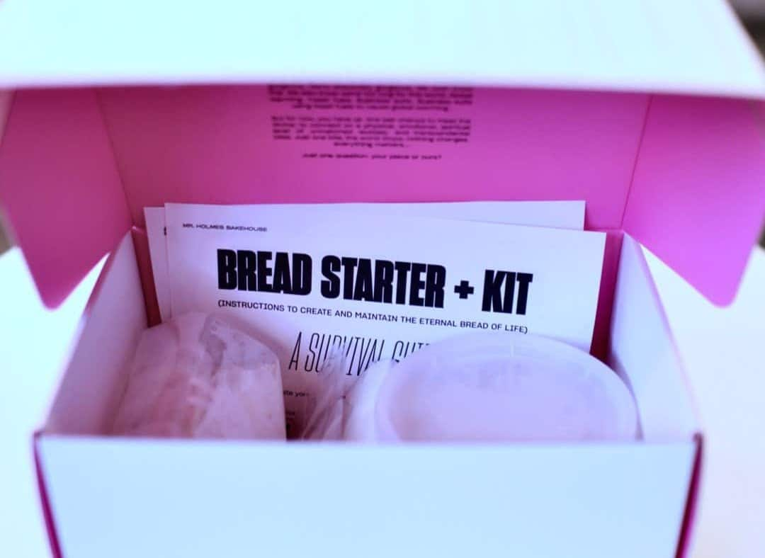 mr holmes bakehouse survival kit