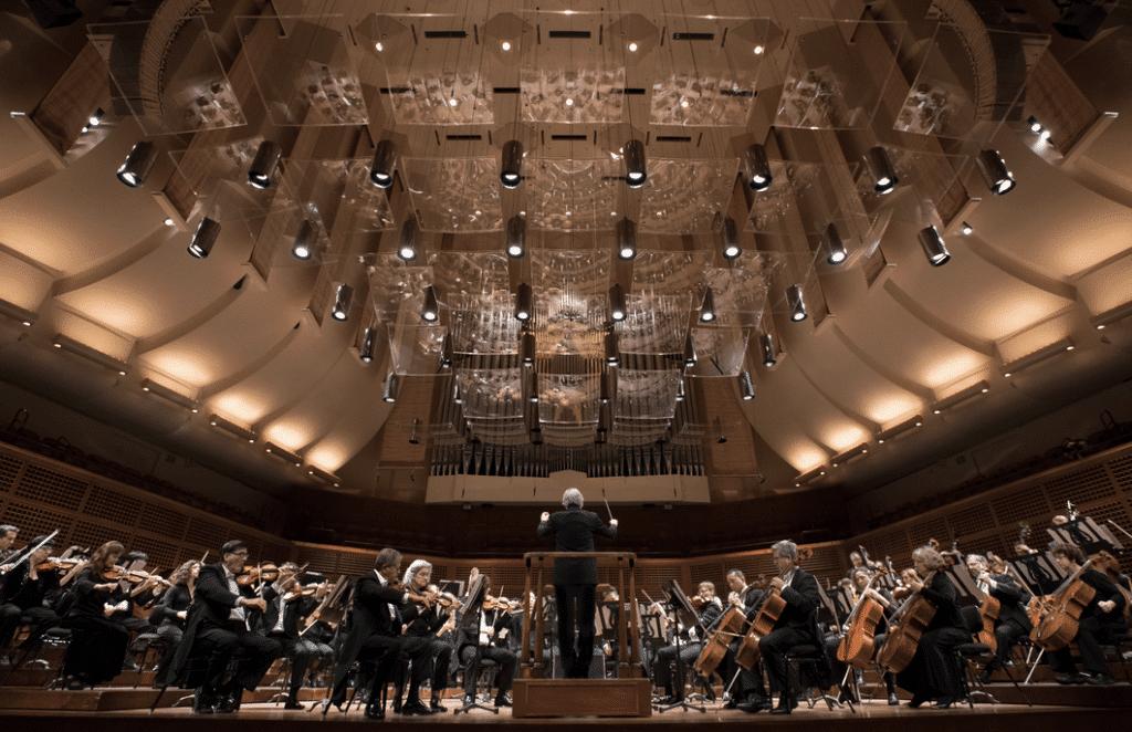 free SF Symphony streaming