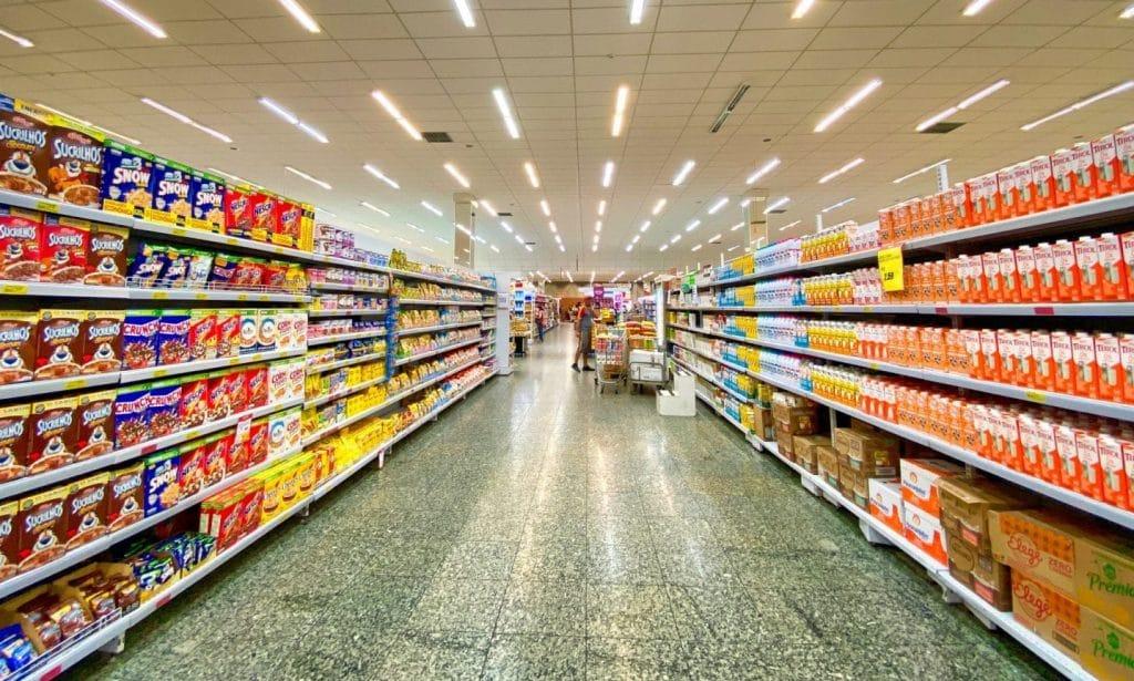 self-quarantine shopping list