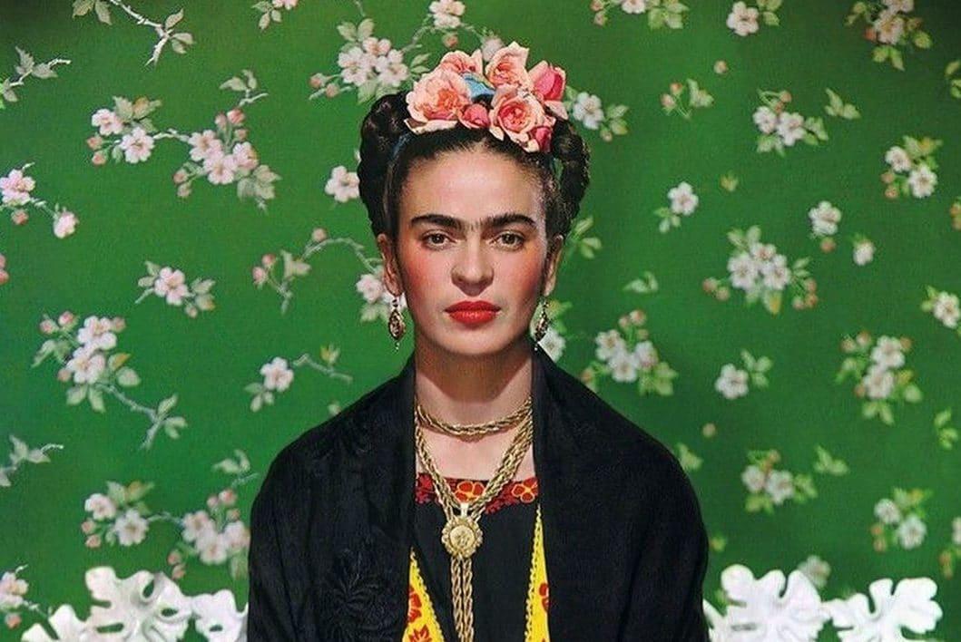 virtual frida kahlo
