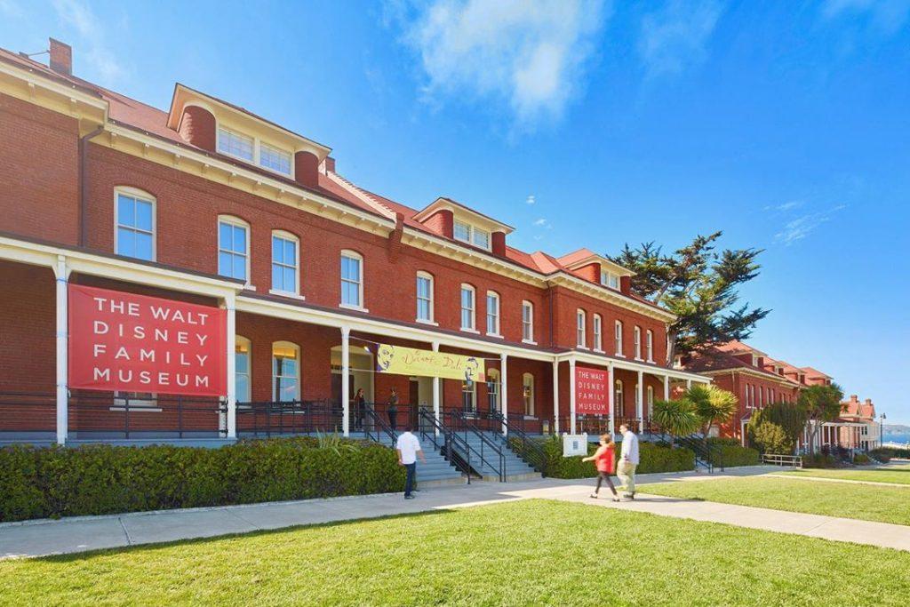 Walt Disney Family Museum Closes