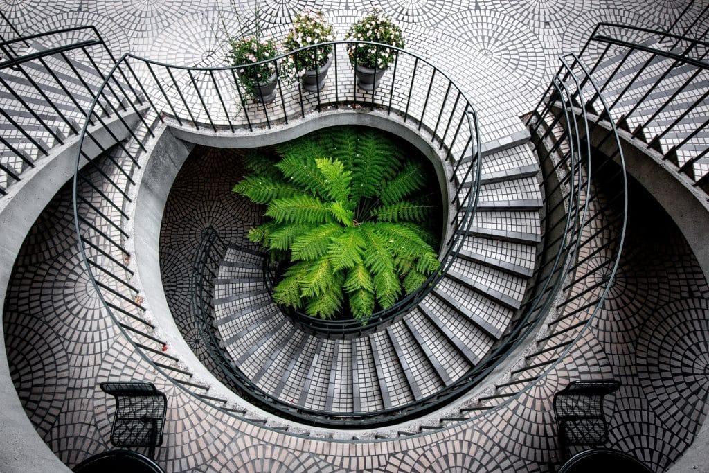 hidden staircases in San Francisco