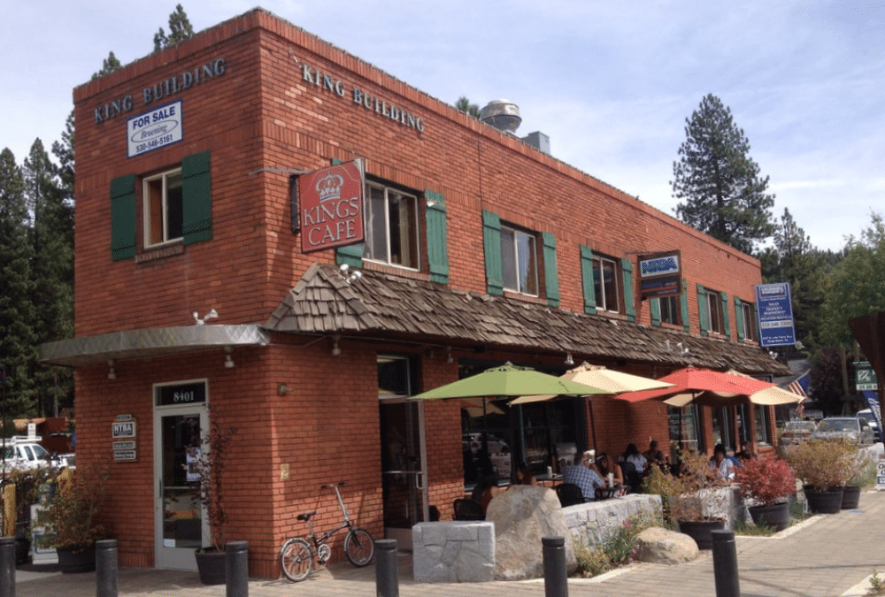 Have A King's Breakfast Inside This 83-Year-Old Post Office • Kings Cafe