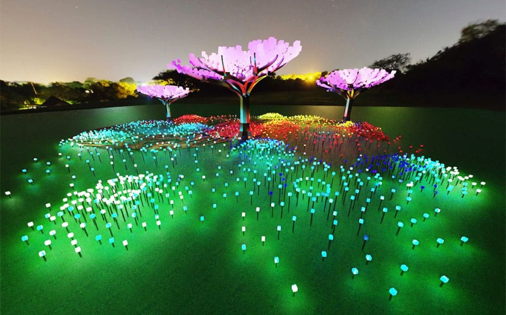 10 Places In The Bay Area To See Dazzling Holiday Lights