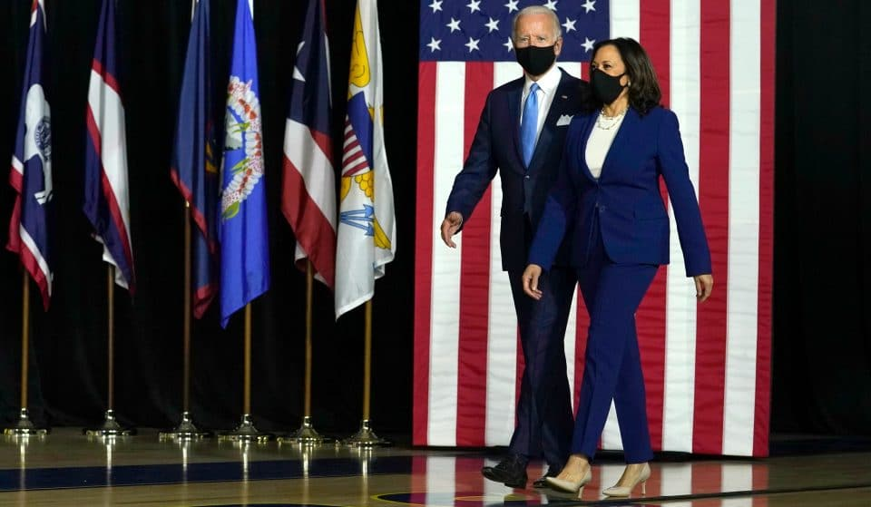 Time Magazine Names Biden And Harris As Its 2020 Person Of The Year
