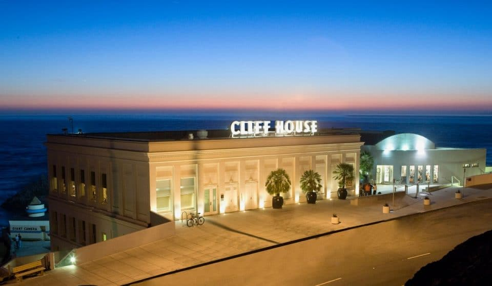 SF's Iconic Cliff House Restaurant Is Closing Permanently After 157 Years