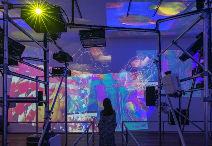 """Enormous Multisensory Exhibition """"Nam June Paik"""" To Arrive May 8 At SFMOMA"""