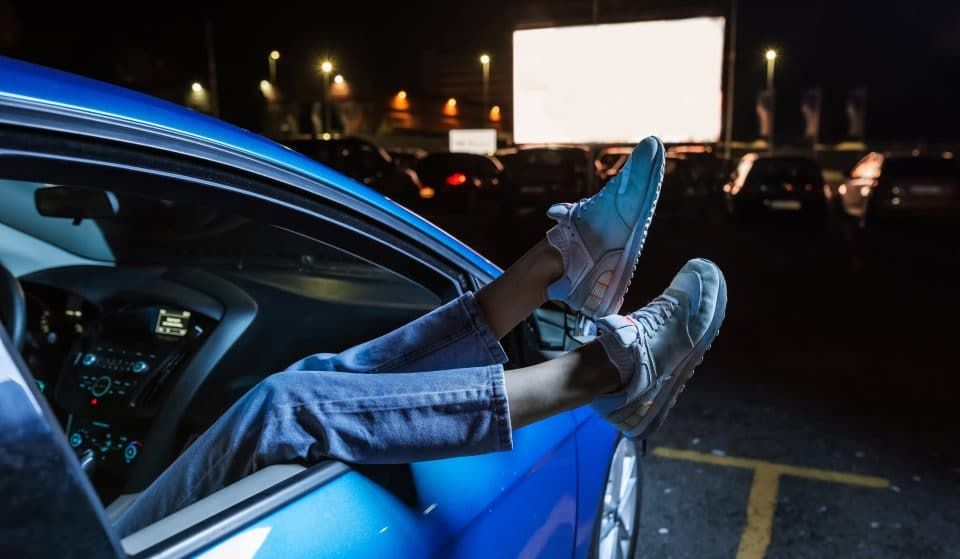 Alameda County Fairgrounds Is Hosting Another Drive-in Movie Series This Weekend