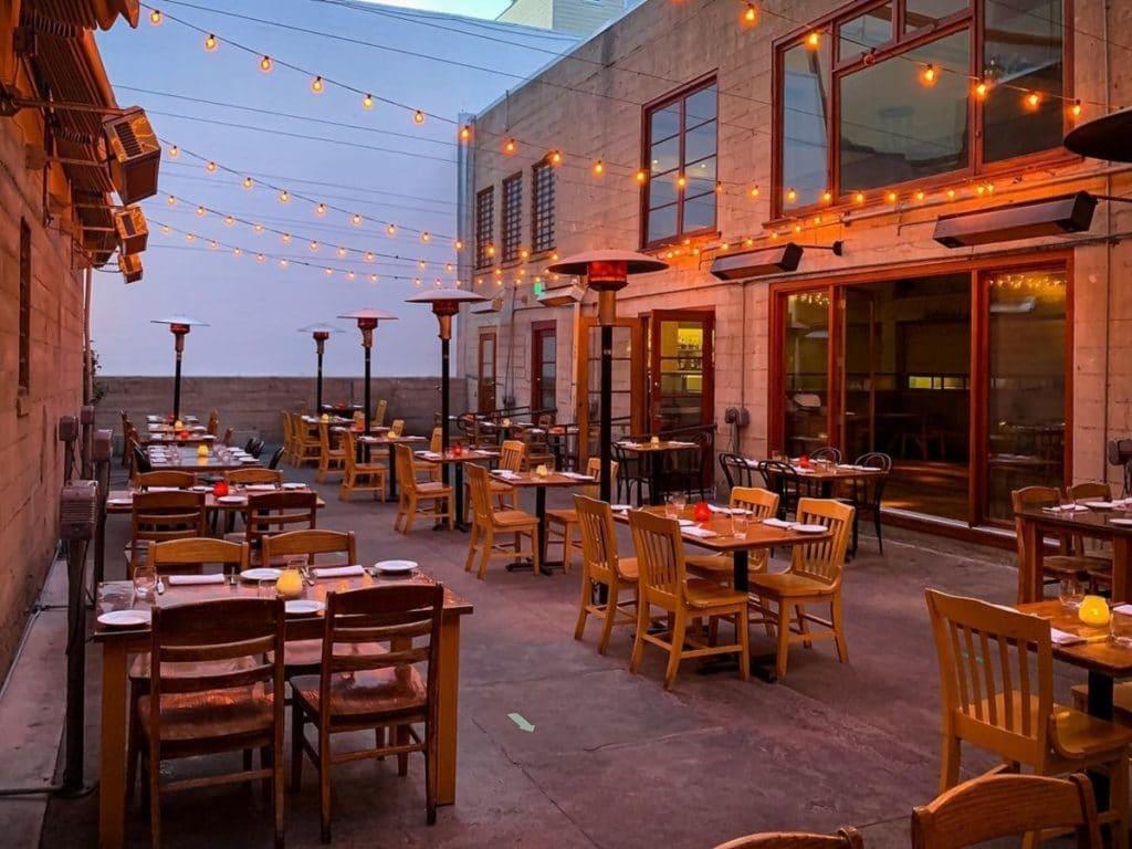10 Romantic Restaurants With Outdoor Patios In San Francisco
