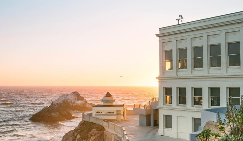 Here's What San Franciscans Have To Say About SF's Historic Cliff House Reopening