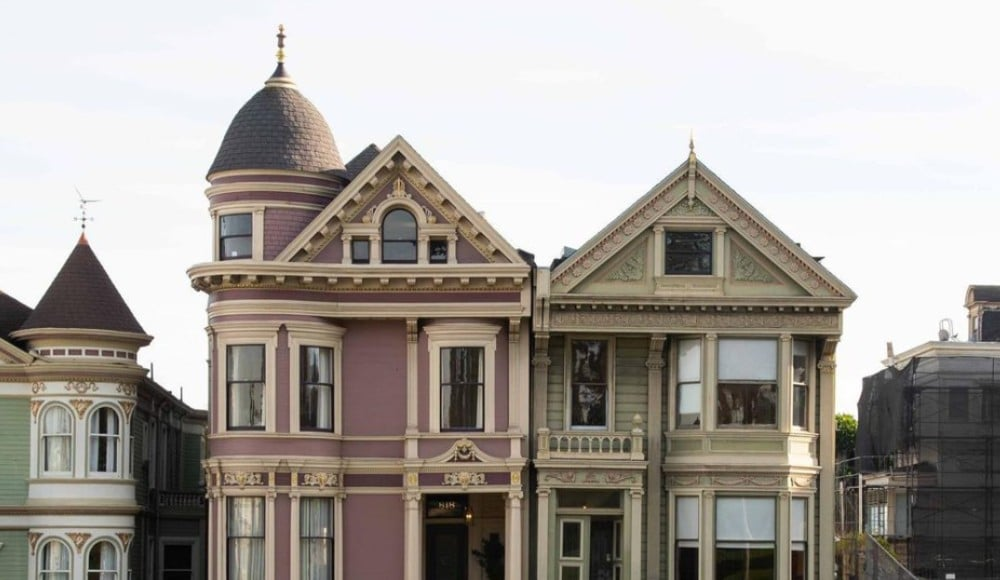 16 Victorian Homes In SF That Are Straight Out Of A Fairytale
