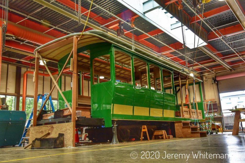 Watch Master Carpenters Restore SF's Historic Cable Car Fleet!