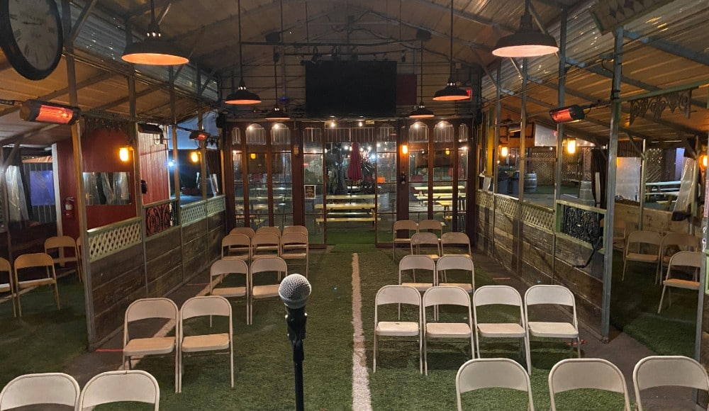 These Secret Pop-Up Comedy Shows Are Happening Now In San Francisco