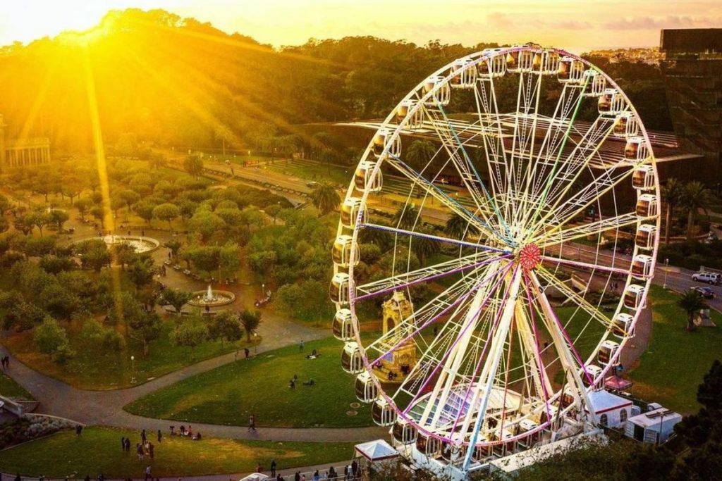SkyStar Wheel Will Offer Free Rides To Graduating Seniors Starting June 2