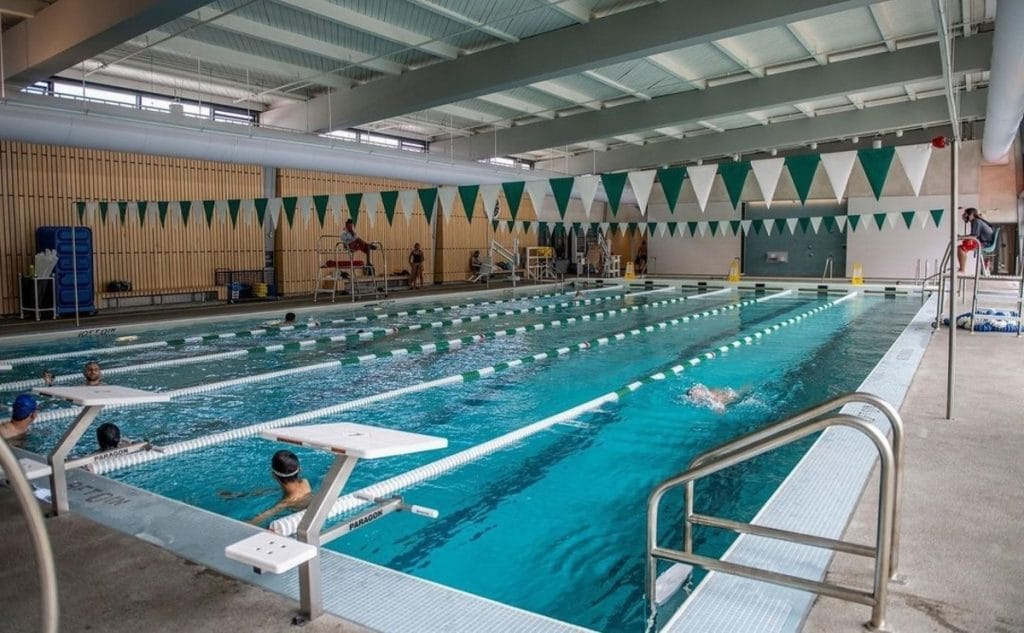Garfield Pool Has Officially Opened Swim Times After $19.7M Renovation