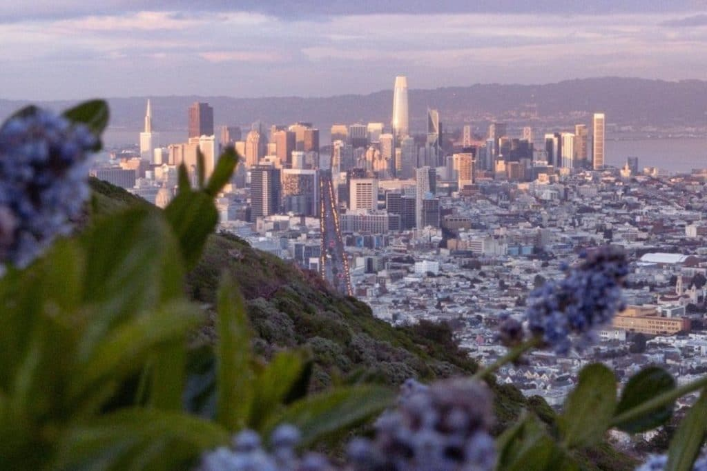 San Francisco Is The 4th Best US City For An Outdoorsy Lifestyle, Study Shows