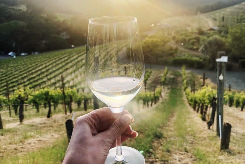 This Sonoma Winery Just Posted A Job Listing Offering $10K A Month And Free Rent