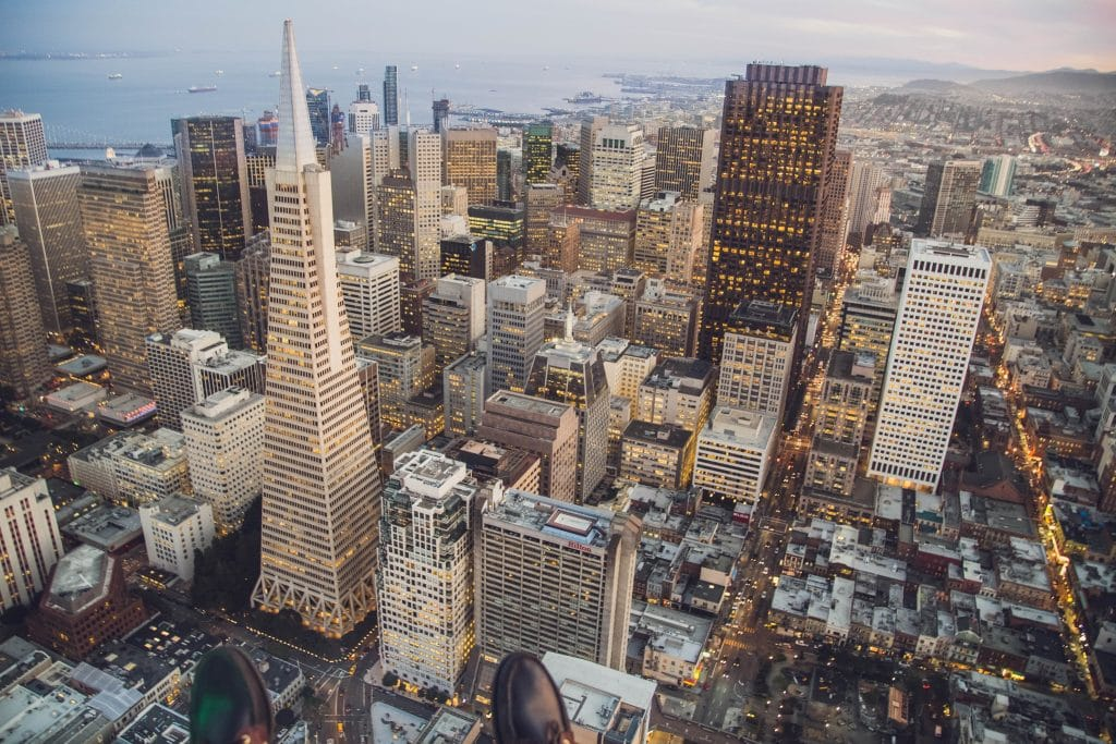 SF Drops To #6 US City Leasing Office Space In The Tech Industry