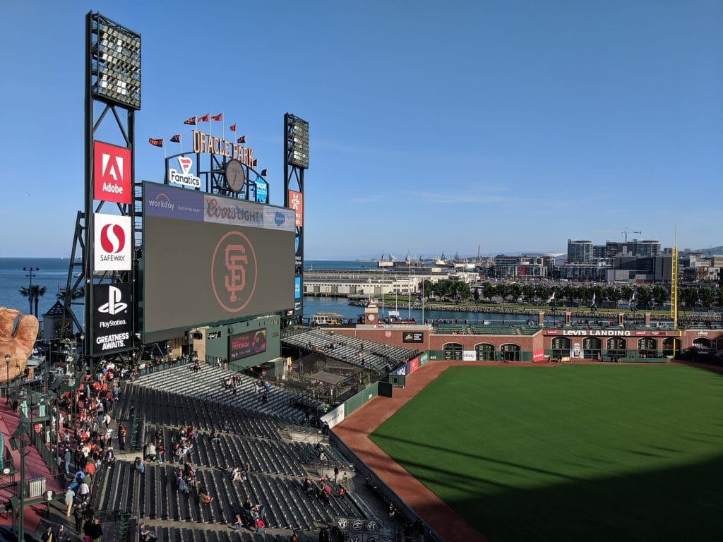 Giants Fans Must Show Negative Test Or Vaccination Proof To Attend Games At Oracle Park