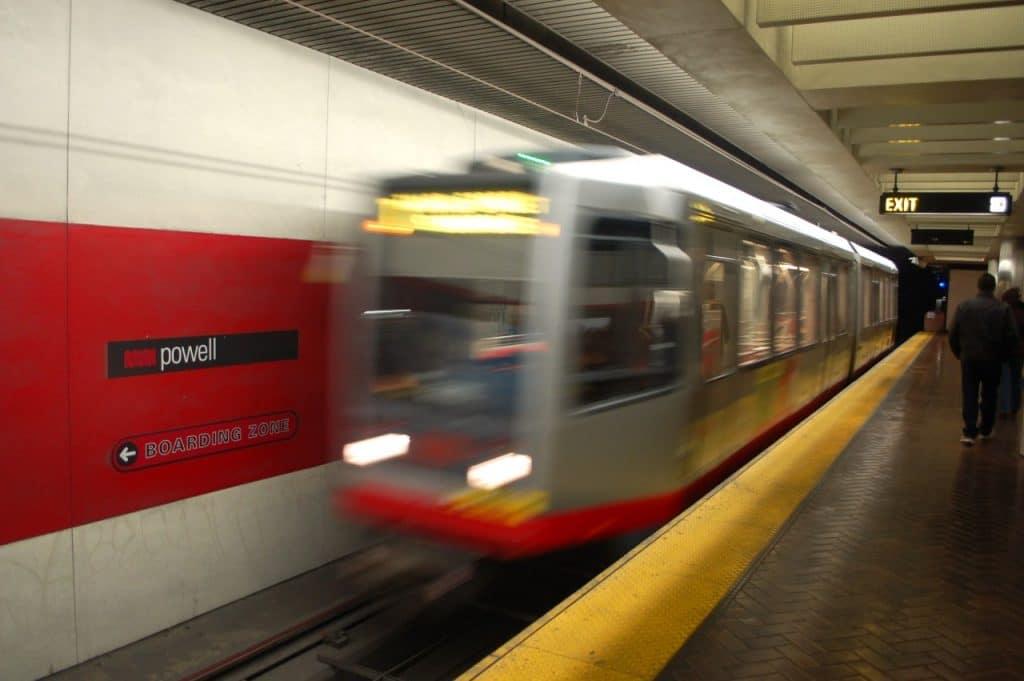 WiFi Is Coming To San Francisco's Muni Subway